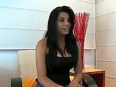 Have a glance at delicious busty prostitute Daicy showing her blowjob skills