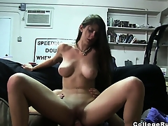 hot foursome action with slutty join forces sisters fucking one frat boys