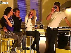 Are you fond of checking up distant foursome coition scenes wean away from bungler couples Then you came to a difficulty right place added to now you should wait for this video to become turned on.