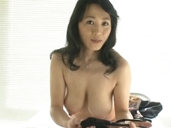 Sexy Asian MILF Natsumi Kitahara Takes Off Will not hear of Panties be incumbent on a POV Porn Video