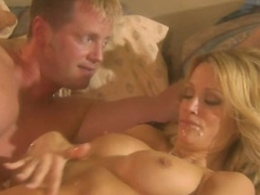 Deepthroat Blowjob And Cum More than Tits After Sex For Jessica Drake