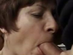 GILF Rosamund Loves eradicate affect Meat