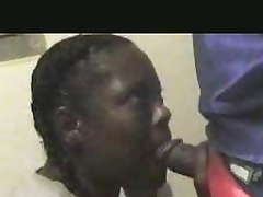 Nasty Girl In Bath Room Locate Drag inflate And Spit