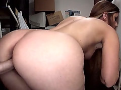 Amateur-Texas-Beauty-with-Booty getting banged bushwa