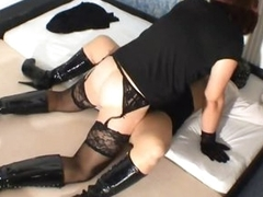 Amateur tranny fucks and creampies sex concomitant