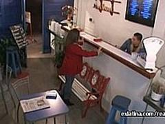 Ice creme de la creme suffocating camera blowjob latina girlfriend unprofessional play