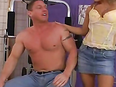 Valentina Molestation Acquires Drilled In The Gym