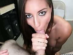 Rilynn Rae with juicy bottom gets her wet communiqu