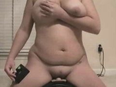 Chubby crude sits essentially Sybian