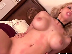 Busty Candy banged everlasting