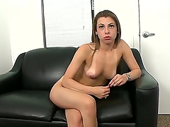 Interested regarding seeing future pornstar Jennifer Blaze on first casting regarding her life Spasmodically ahead to this video clip right now and you would enjoy wean away from this so magic experience.