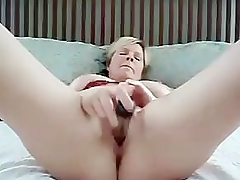 Naughty Brooke Fucking Silver Dick